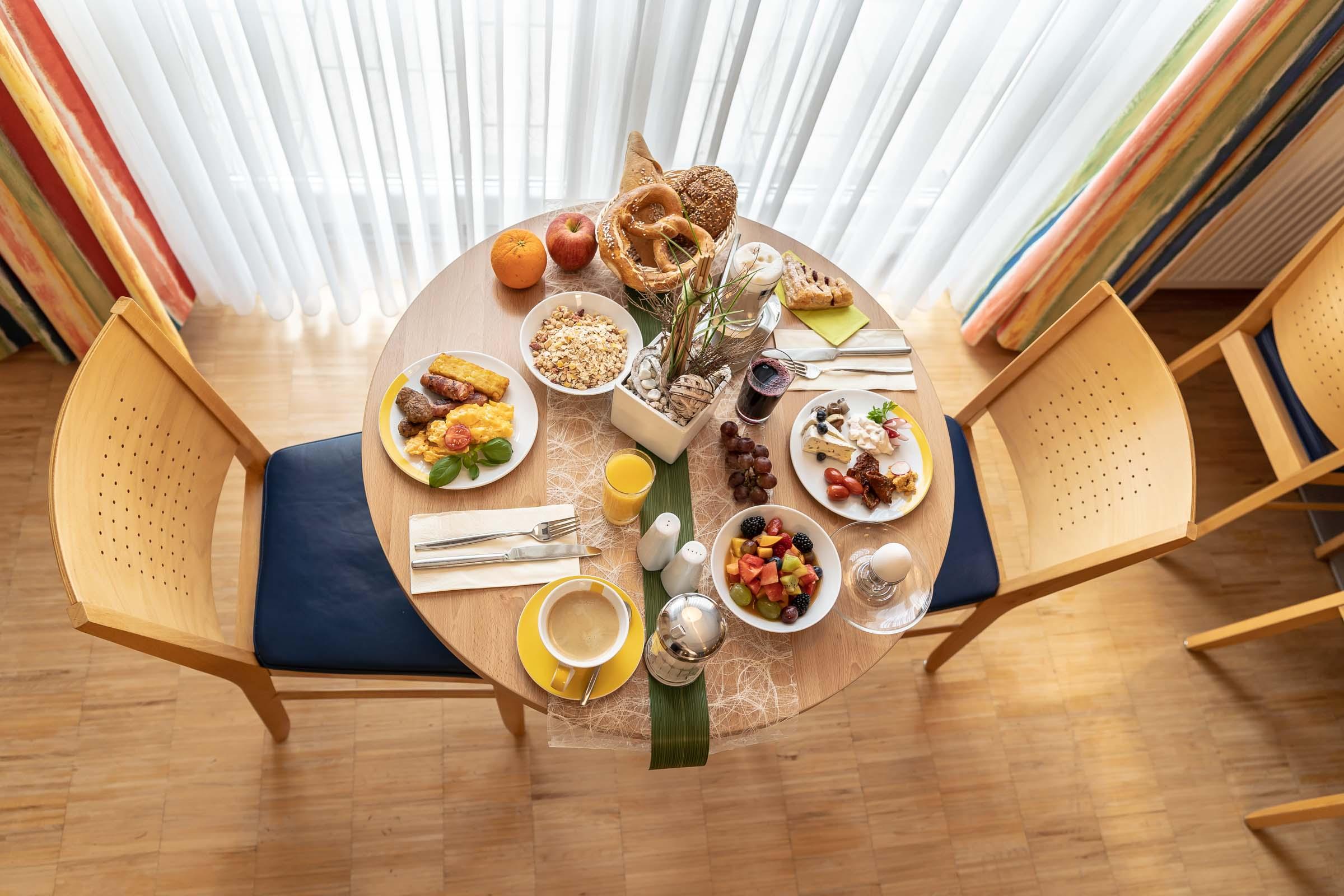 Home Frühstück
