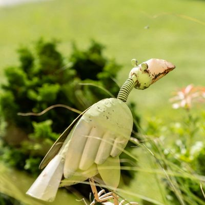 Beim Schrey Grüner Vogel